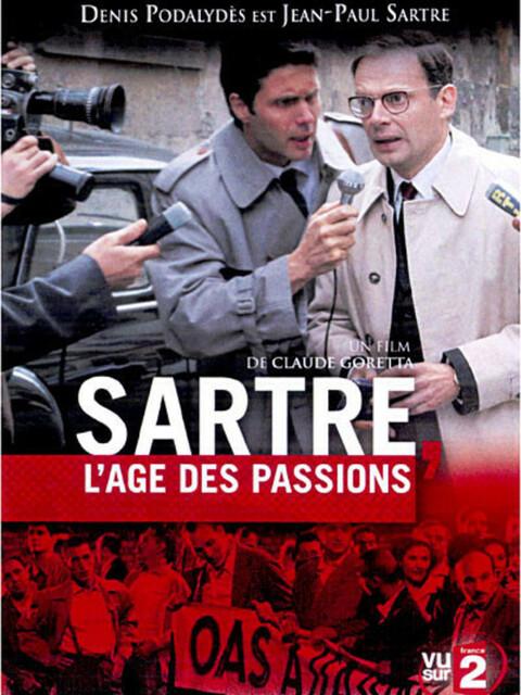 Sartre, l'âge des passions