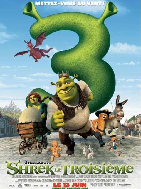 Shrek, le Troisième