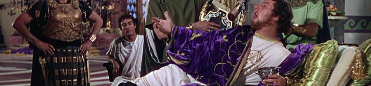 Peter Ustinov, mon Top 10 (Oscar du meilleur second rôle)