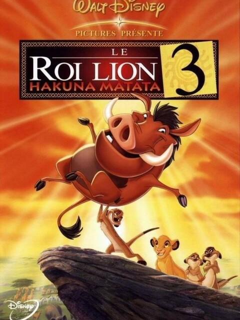 Le Roi Lion 3: Hakuna Matata