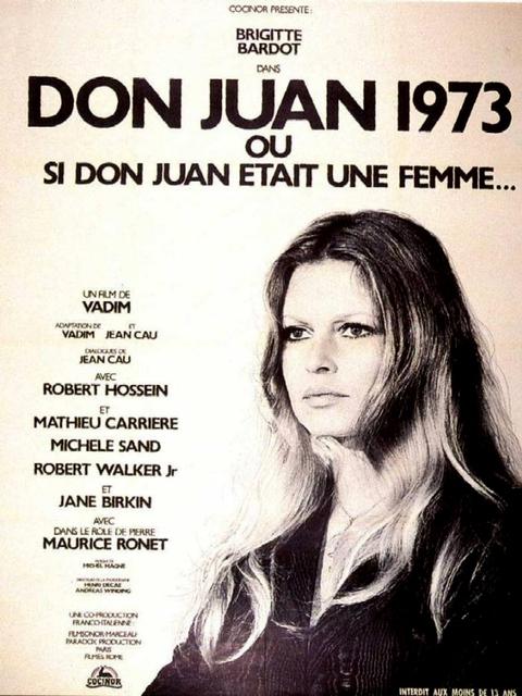 Don Juan 1973 ou si Don Juan était une femme…