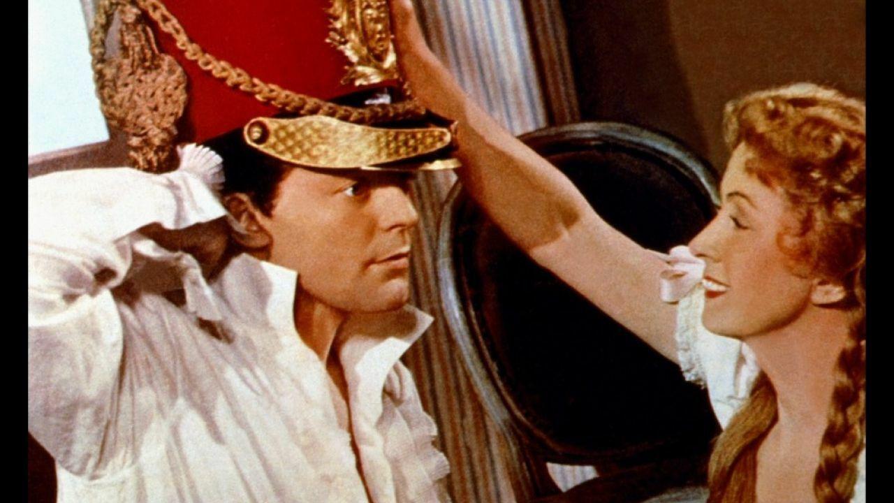 Le rouge et le noir un film de 1954 vodkaster - Rouge et noir cinema ...