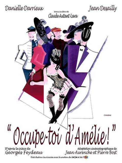 Occupe-toi d'Amélie !