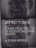Zefiro torna or scenes of the Life of G. Maciunas