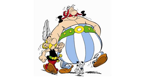 asterix et obelix dessin animé