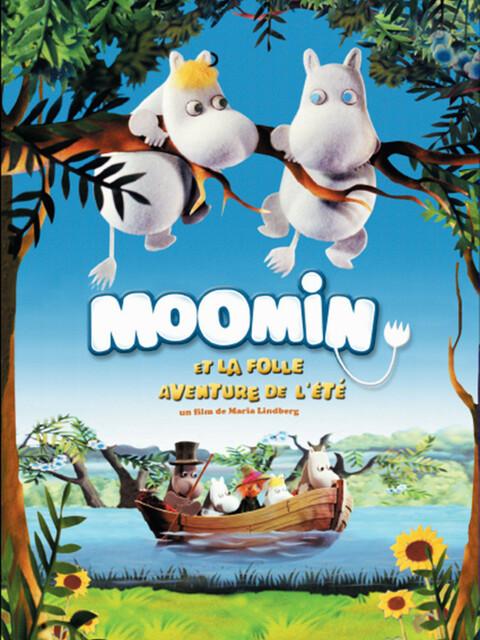 Moomin et la folle aventure de l'été