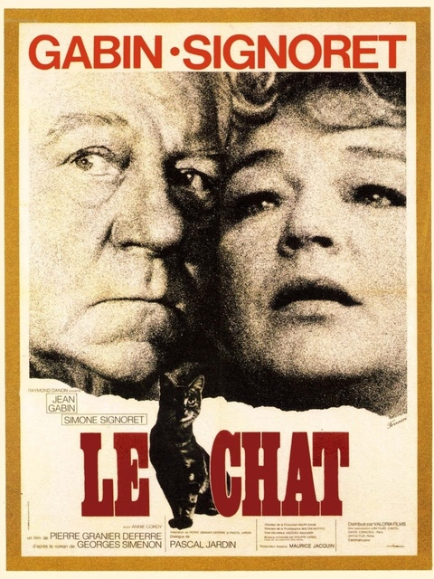 film : Le Chat