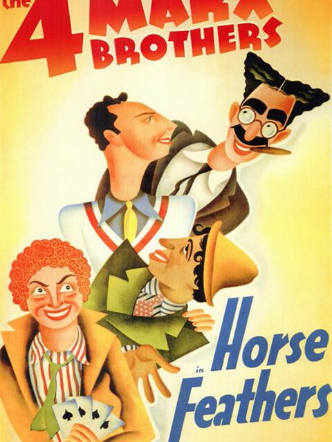 Plumes de cheval