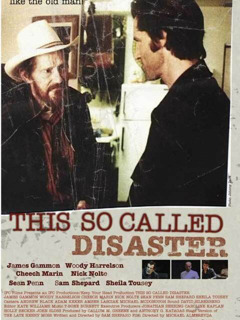 This So-Called Disaster : Sam Shepard Directs the Late Henry Moss