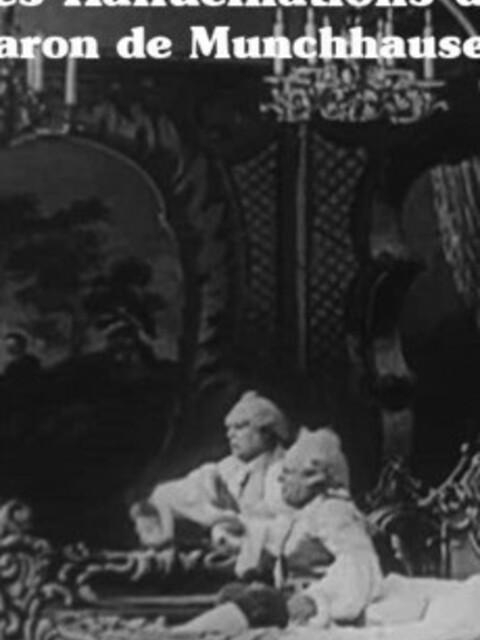 Les Hallucinations du Baron de Münchhausen