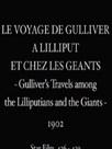 Le Voyage de Gulliver à Lilliput et chez les géants