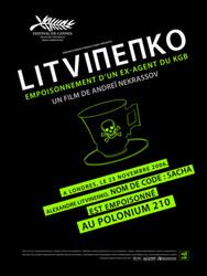 Litvinenko : empoisonnement d'un ex agent du KGB