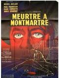 Meurtre à Montmartre