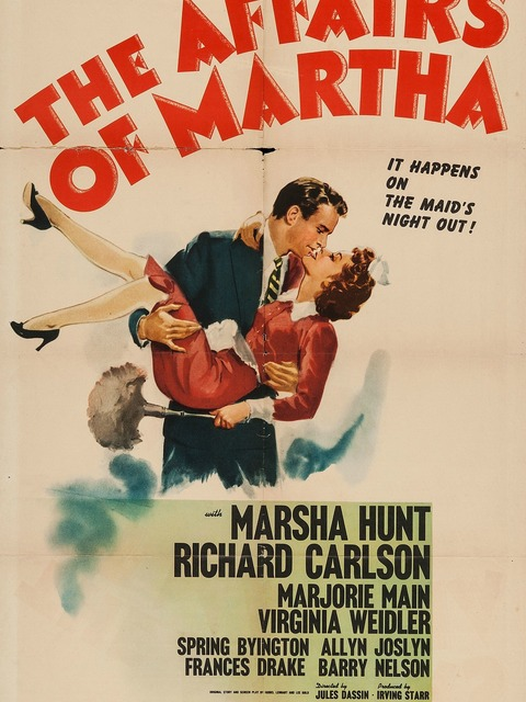The Affairs of Martha