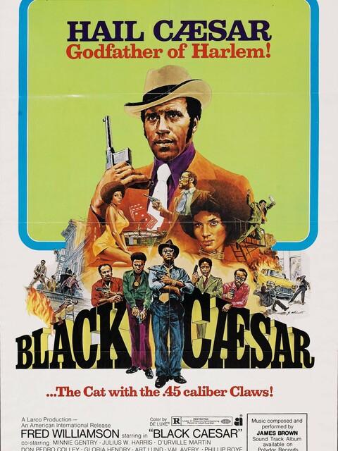 Black Cesar, le parrain de Harlem