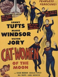 Cat Women of the Moon