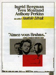 Aimez-vous Brahms ?