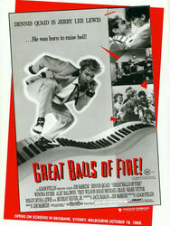 Great Balls of Fire !