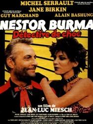 Nestor Burma, détective privé