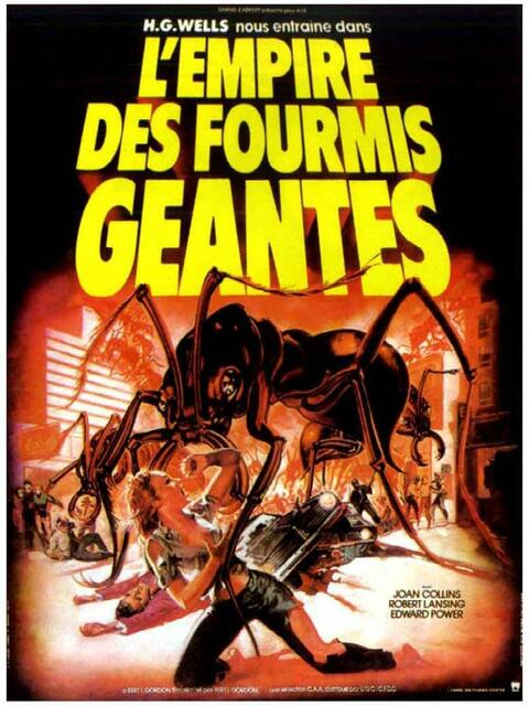 L'Empire des fourmis géantes