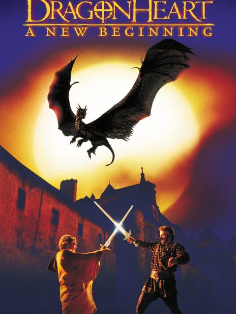 Coeur de dragon 2 - un nouveau départ