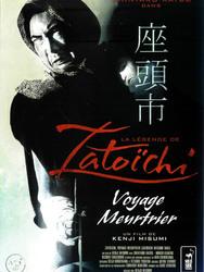 La Légende de Zatōichi : Vol. 08 - Voyage meurtrier