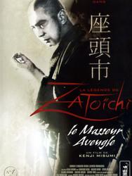 La Légende de Zatōichi : Vol. 01 - Le Masseur aveugle