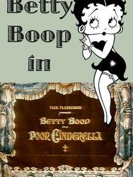 Betty Boop pauvre Cendrillon