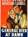 Le Général est mort à l'aube