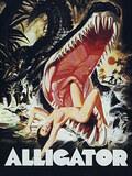 Le Grand Alligator - Le Dieu Alligator