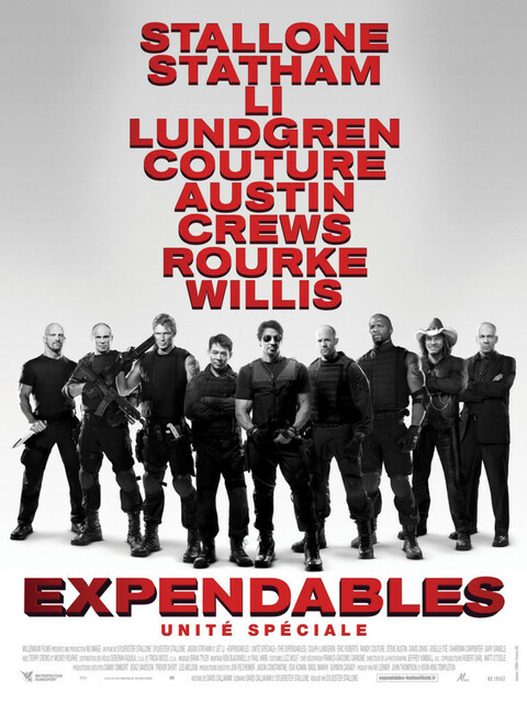 Expendables : unité spéciale