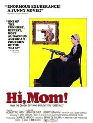 Hi, Mom !