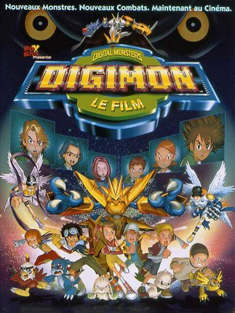 Digimon, the Movie