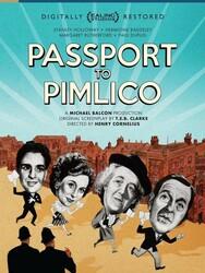 Passeport pour Pimlico