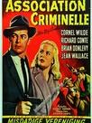 Association criminelle