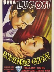 Le Fantôme invisible