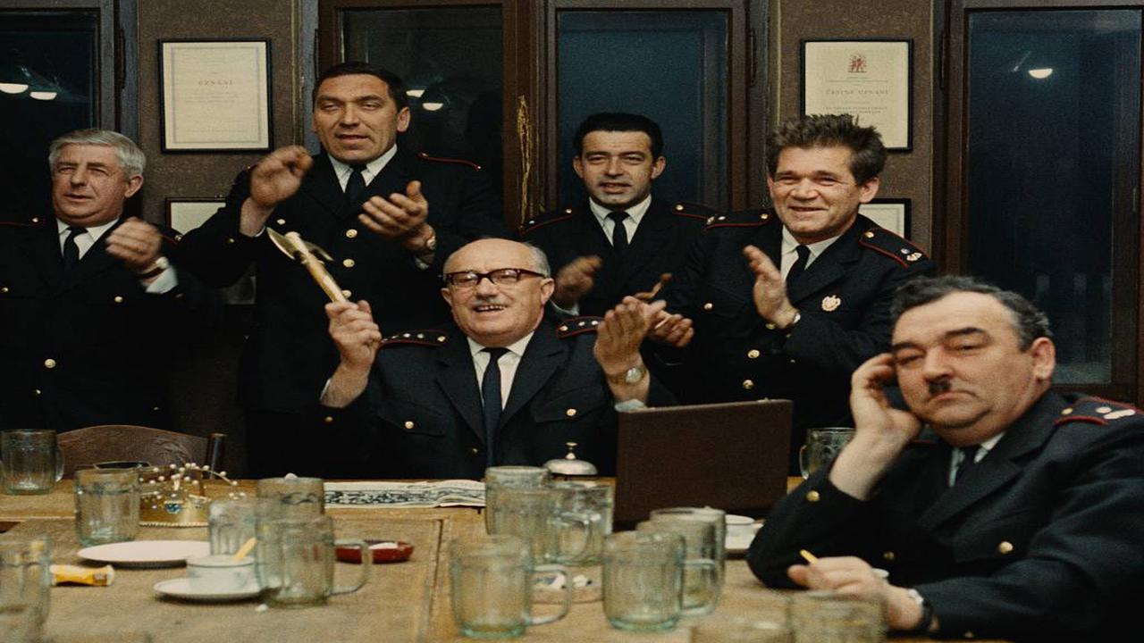 Au feu les pompiers !, un film de 1967 - Vodkaster