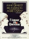 L'Amour en question