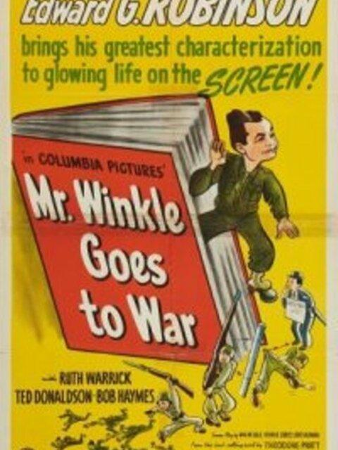 Monsieur  Winkle s'en  va-t-en  guerre