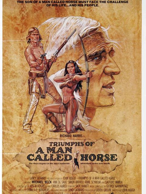 Le Triomphe d'un homme nommé cheval