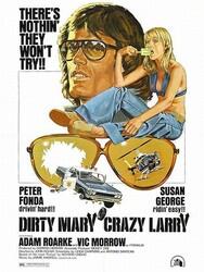Larry le dingue, Marie la garce