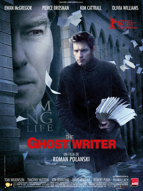film : The Ghost-Writer
