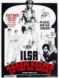 Ilsa, gardienne du harem
