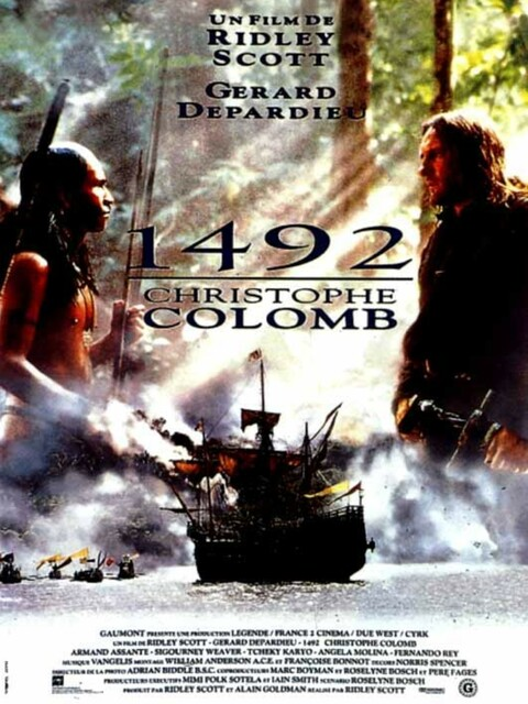 1492 : Christophe Colomb