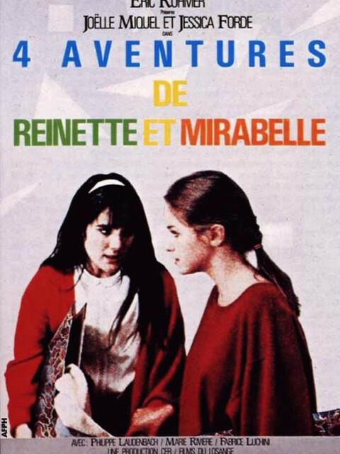4 Aventures de Reinette et Mirabelle