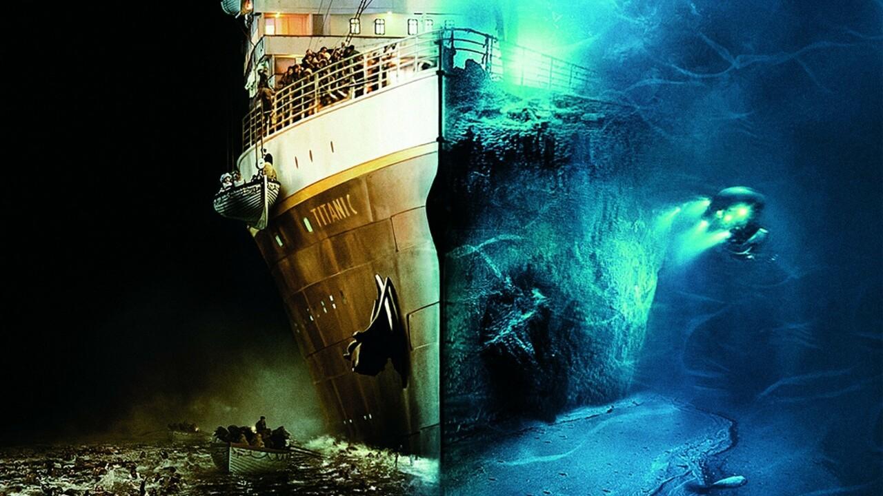 les fant244mes du titanic un film de 2003 vodkaster