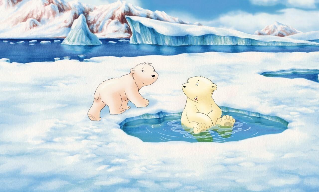 Plume le petit ours polaire un film de 2001 vodkaster - Plume le petit ours polaire ...