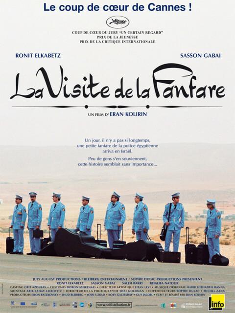 film : La Visite de la fanfare