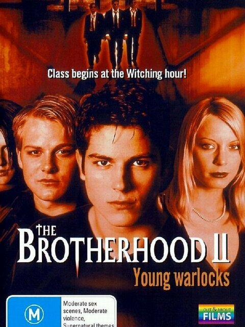 The Brotherhood 2 : Young Warlocks