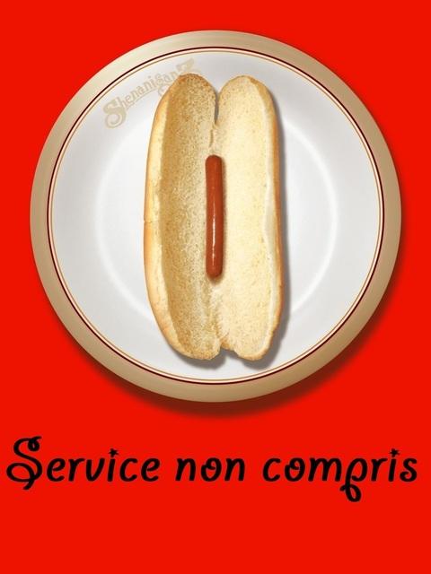 Service non compris